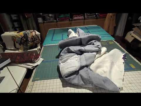 Jeans quilt - DSCN1901