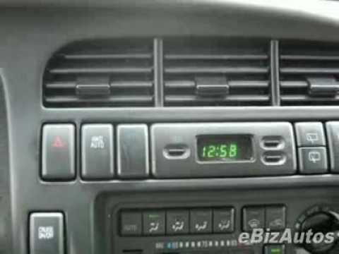 2001 Isuzu Trooper Limited SUV