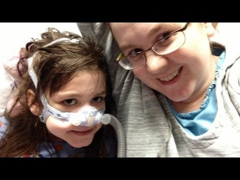 Sarah Murnaghan in ICU after lung transplant