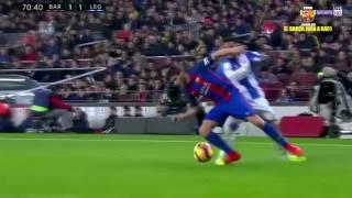 FC Barcelona vs Leganés [2-1][19/02/2017][La Liga - Jornada 23] EL BARÇA JUGA A RAC1