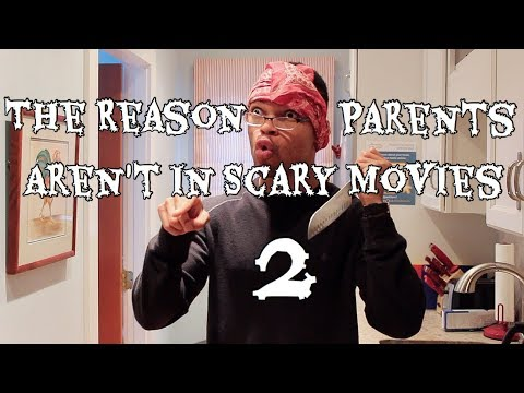 The Reason Parents Aren't In Scary Movies 2