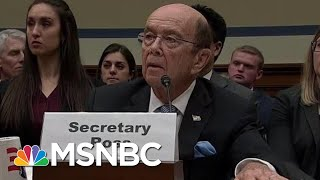 Download Democrats Call On Wilbur Ross To Resign | All In | MSNBC Video