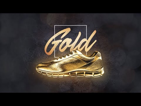 Turn Objects Into Gold with GIMP