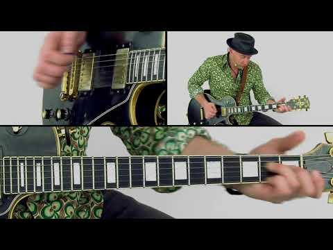 30 Cutting-Edge Blues Licks: #19 Fabulous Dave - Guitar Lesson - Jay-P