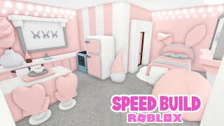 Pastel Tiny House Speedbuild Adopt Me Adopt Me Speedbuild