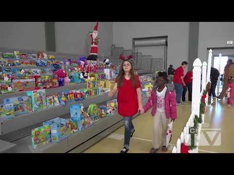 Around the Parish: Toy and Gift Fund 2017