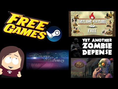 Free Games on Steam for a Limited Time!