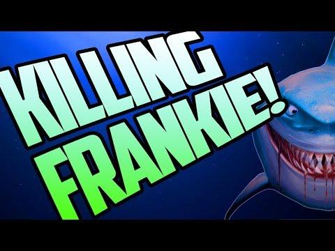 Raft    KILLING FRANKIE! (First Look Gameplay)