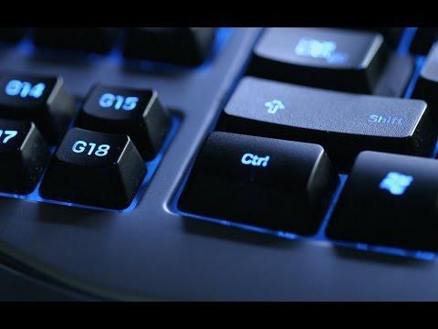 [TUTORIAL  ITA/ENG] Logitech G110 (e altre) su Linux - G15Daemon G15Macro