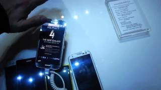 Samsung Galaxy S4 Hands On - YouTube