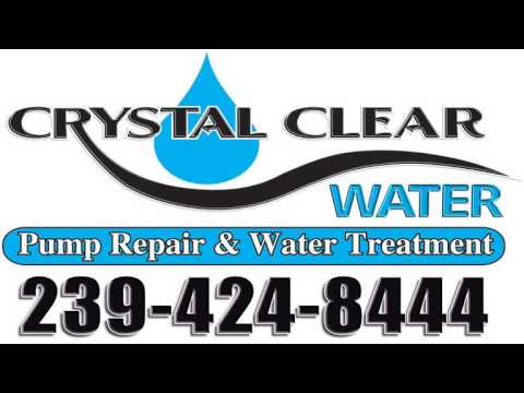 Well Water Filtration BOKEELIA Crystal Clear Water Florida H2O issues?  239-599-5762