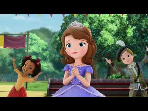 Sofia the First - Keeping Promises No Matter What