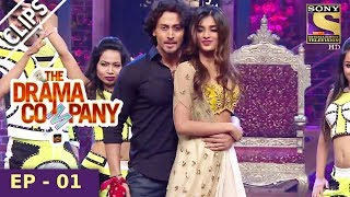 Tiger Shroff Sets The Stage On Fire - The Drama Company - 16th July 2017