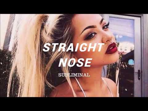 Get A Straight Nose - Subliminal Affirmations