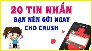 Đây là 20 tin nhắn bạn nên gửi ngay cho Crush và nhân phản hồi TỐT nha!   Blog HCĐ ✔