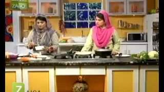 Gobi Kay Parathe, Mooli Ke Parathe And Bhoni Chutney by Chef Samina
