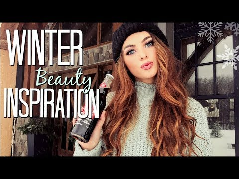 WINTER INSPIRATION | Makeup, Holiday Outfit Ideas & More❄️