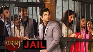 Tanu Sends Rishi's Family To JAIL | Rishi ANGRY | Kasam Tere Pyar Ki
