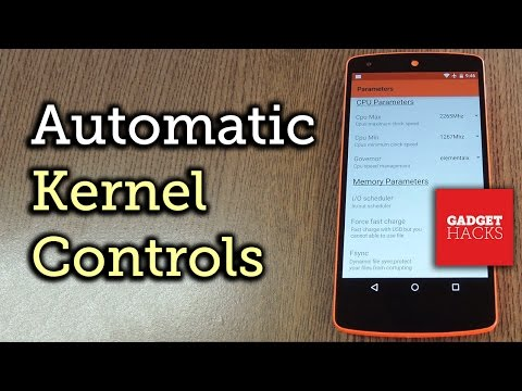 Automate Custom Kernel Settings on Android [How-To]