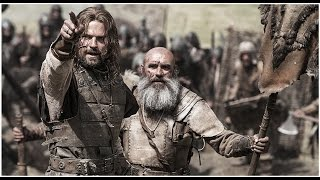 Vikings Movie - New Exclusive Fight Scene - Russian Bogatyrs Attacks the Vikings (HD)