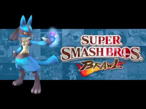 Dialga - Palkia Battle at Spear Pillar! - Super Smash Bros. Brawl