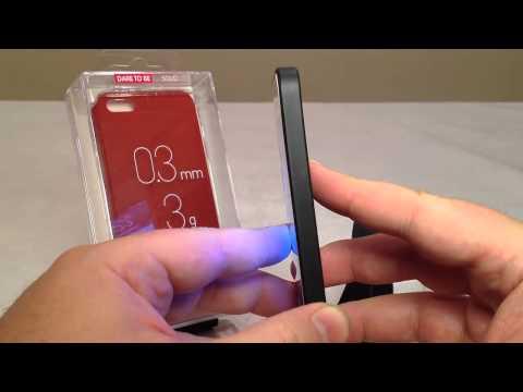 Ozaki O!coat-0.3-Solid iPhone 5 Case Review