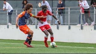 (U17) FULLMATCH : AS Monaco - Montpellier HSC