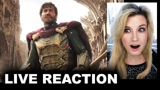 Download Spider-Man Far From Home Trailer REACTION Video