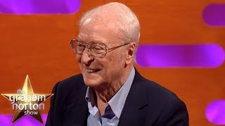 Michael Caine's Incredible Encounter With John Wayne | The Graham Norton Show