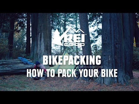 How to Pack for Bikepacking    REI