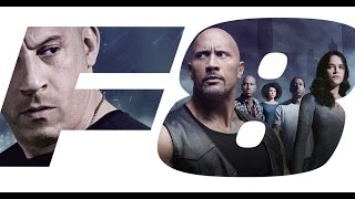 Adobe After Effects - Fast and Furious 8 / Text Effect