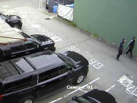 Targeted Double Shooting - Person-of-Interest