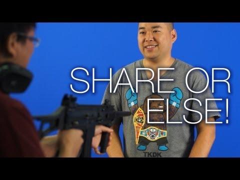 Steam Family Sharing Annoucement - Netlinked Daily