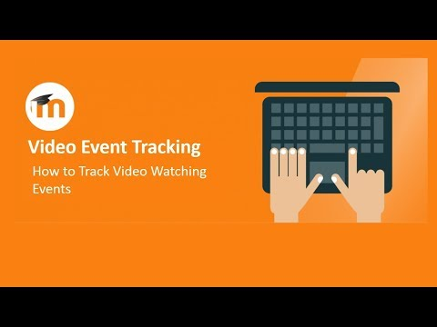 How to Track Video Event (play, pause, end ) in Moodle LMS