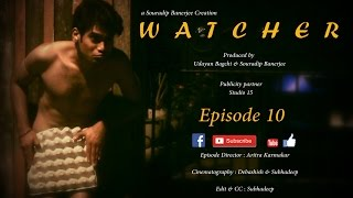 WATCHER | first ever | Bengali web series | 2016 | URS FILMS | Episode - 10 | Studio 15