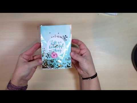 Glossy Paper Technique