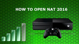 How to/Fast fix: Have Open NAT on Xbox One Still Works 2019 - PakVim