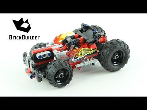 Lego Technic 42073 BASH! - Lego Speed Build