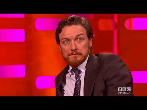 How James McAvoy gets out of auditions - The Graham Norton Show