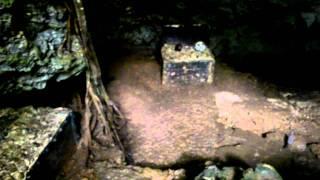Na caverna de Henry Morgan