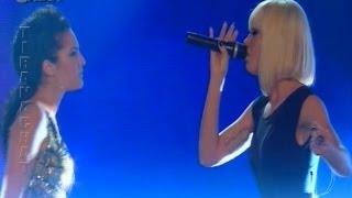 Sheila Haxhiraj & Dafina Zeqiri - One Plus One (X Factor Albania Live Show 14)