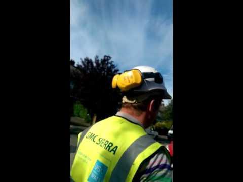 Water meter shut down Tonlegee Drive