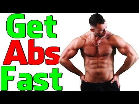 FASTEST WAY TO GET ABS DIET | Quickest way to get abs | How to get abs fast | lose stomach fat fast