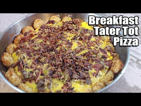 Tater Tot Breakfast Pizza Recipe | Episode 319