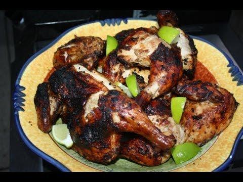 At Home Jerk Chicken.