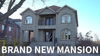 Exploring 8 Million Dollar Abandoned Mansion with Grand
