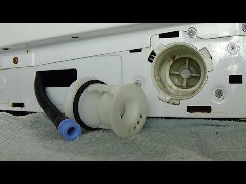 How to clean your Washing Machine Filter - Beko WMB 51441 Washing Machine, lavadora movie #82 4bq