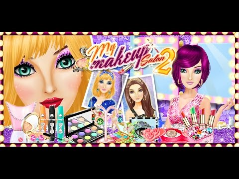 My Makeup Salon 2 - Girls Salon Game by Tenlogix Games
