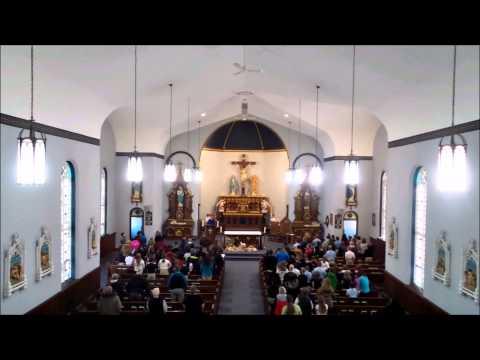 Holy Trinity Catholic Church School Mass