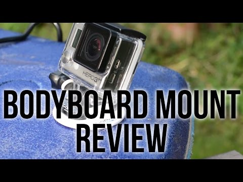 GoPro Bodyboard Mount Review